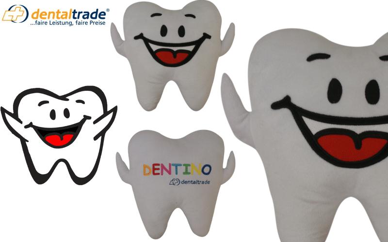 Plüschtiere - Dental Trade - Dentino -Promo Bears