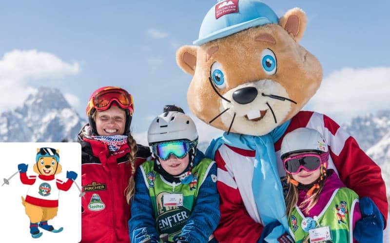 Maskottchen Kostüme Promo-Bears